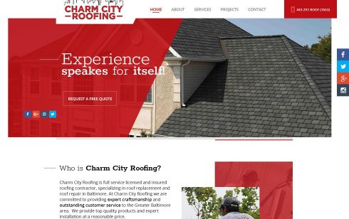 Charm City Roofing
